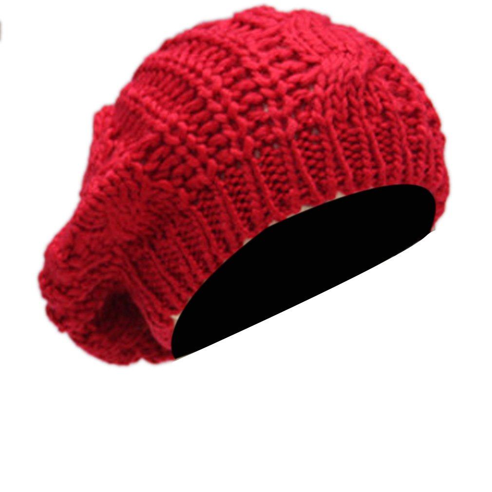 THENICE Women's Winter Cap Berets Knit Hat