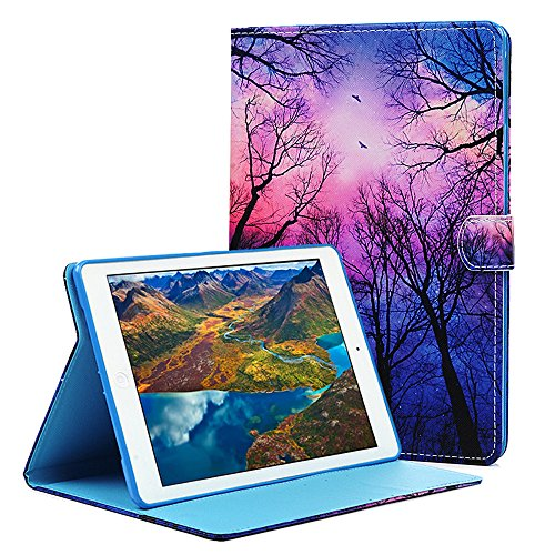 iPad 9.7 Inch 2017 Case, iPad Air 2, iPad Air Case Wallet -
