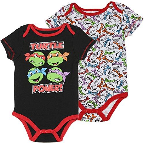 [Ninja Turtles Infant Baby Boys