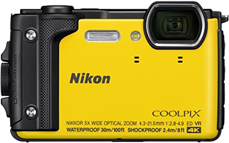 Nikon Coolpix W300 - Cámara compacta de 16 MP (WiFi, Bluetooth, 4K ...