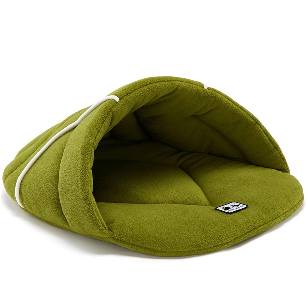 Green Large Green Large Dog Bed Pet Cushion Luxury Soft Warm Basket Puppy Mat Large Small Comfy Six colors Fleece