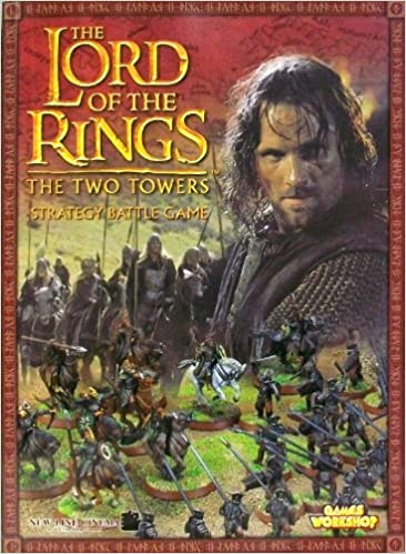 The Lord Of The Rings The Lord Of The Rings Strategy Game The Two