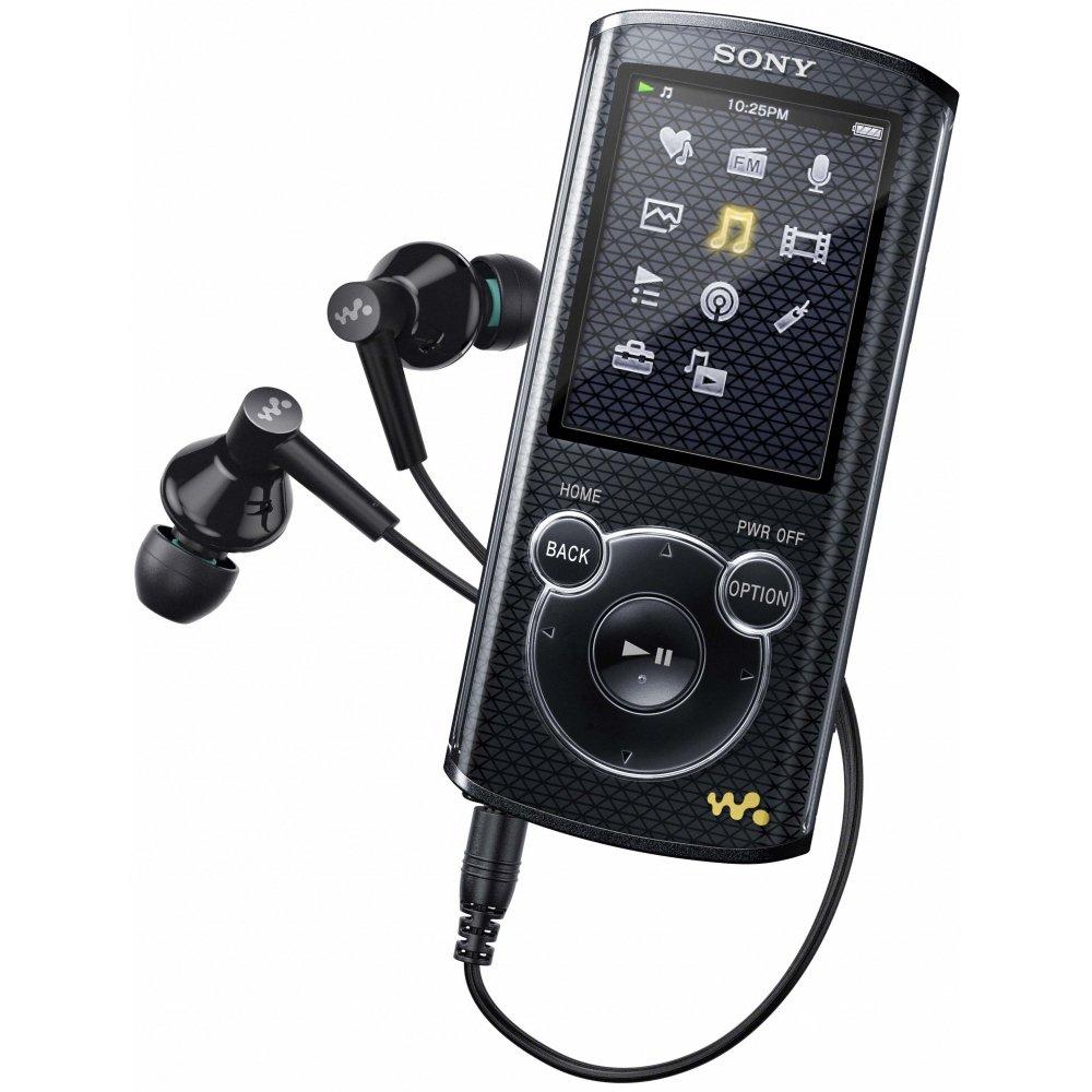 sony nwze464b cew series 8gb walkman black amazon co uk audio hifi rh amazon co uk Walkman Sony Nwz- B183f Sony Walkman NWZ- E475BLK