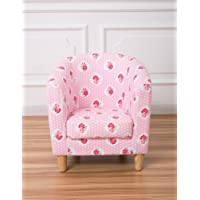 Other Children's Pink Floral New Style Tub Chair