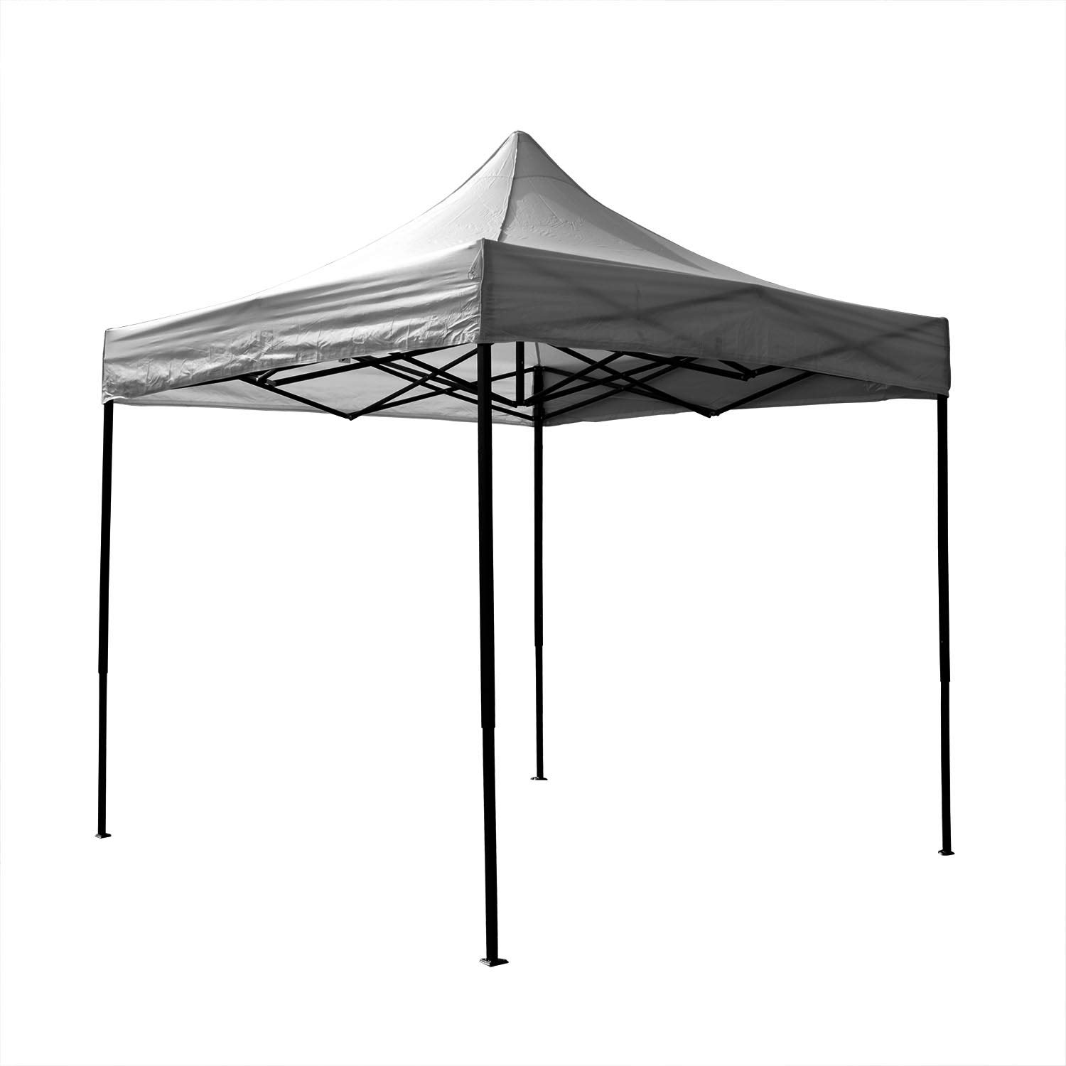 Frame /& Canopy Shelter Marquee Tent Dark Green Yaheetech 3x3m Waterproof Uv protection Pop Up Gazebo Party Tent