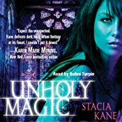 Unholy Magic: Downside Ghosts, Book 2 | Stacia Kane