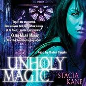 Unholy Magic: Downside Ghosts, Book 2 | Stacia Kane
