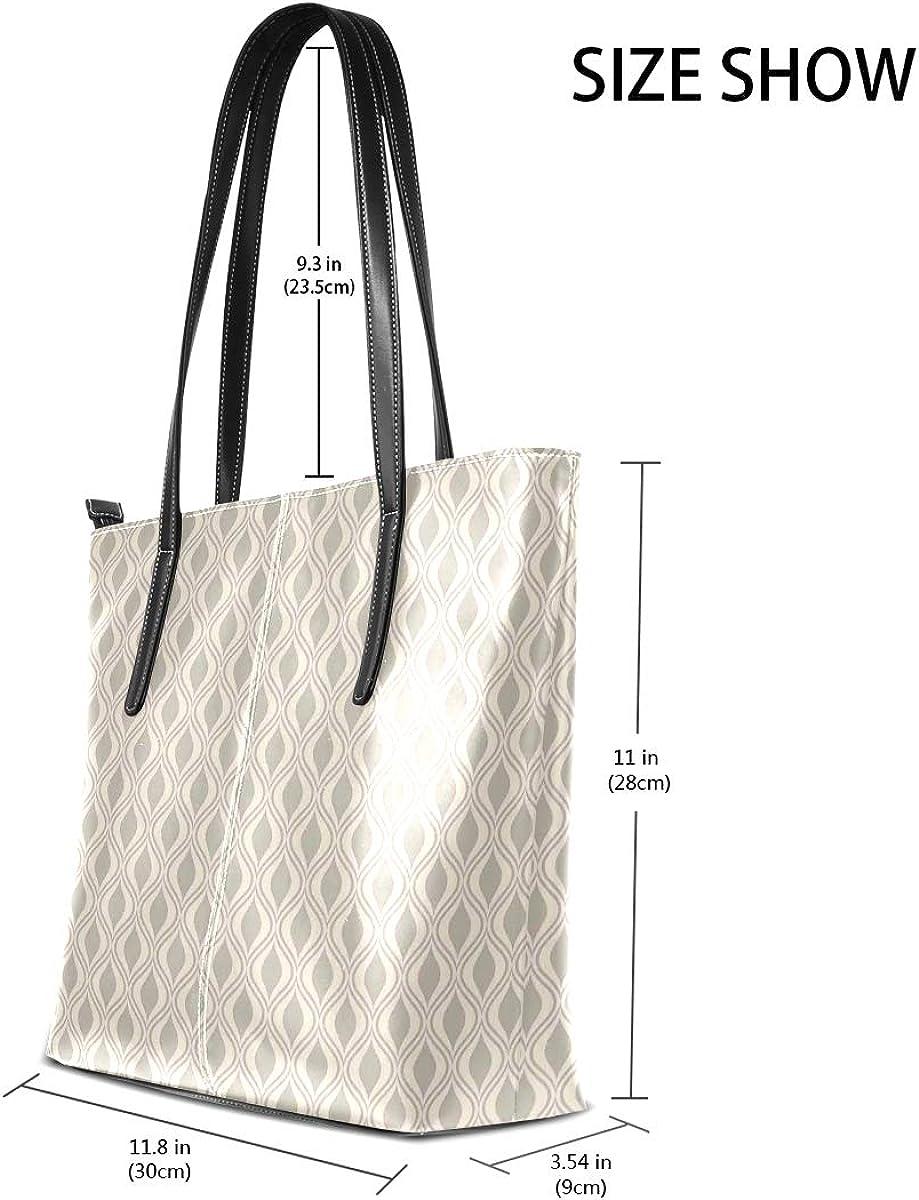 NR Mode multicolore Fine bag Sac fourre-tout Sacs à main femme Sacs bandoulière femme,Abstrait océan vagues aquatiques impression Color-9