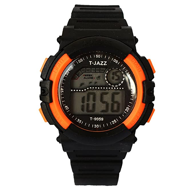 VITREND Yellow Sports DIgital Watch for Boys and Girls Boys