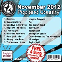 All Star Karaoke Pop and Country Series (ASK-1211A) by Imagine Dragons