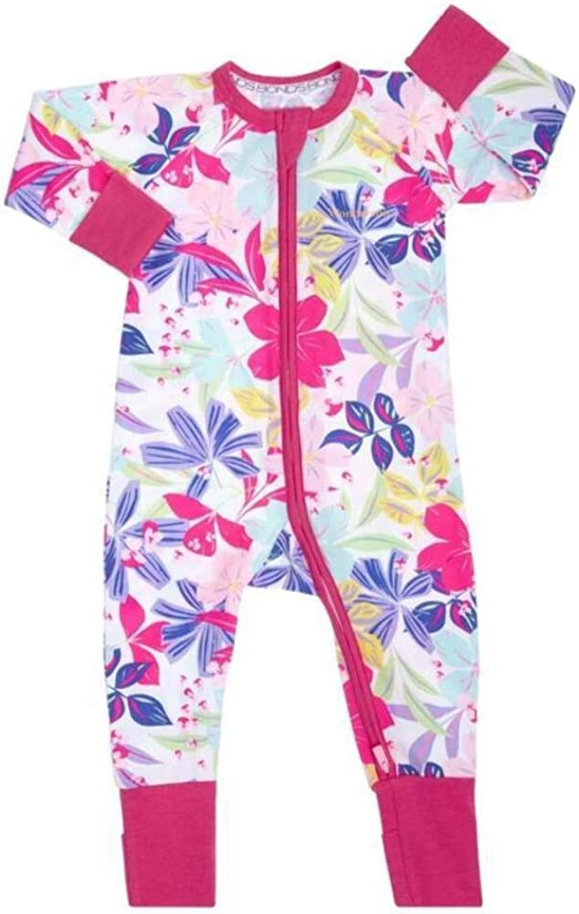 Bonds Zip Wondersuit Beach Club Floral