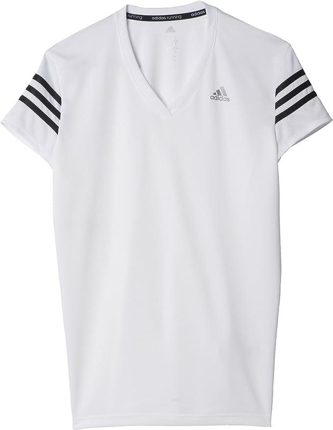 adidas RS Cap SS W - Camiseta para Mujer: Amazon.es: Zapatos y ...