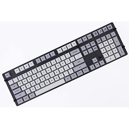 ONECAP XDA Retro Granite keycap 139 Keys PBT Keycap Dye-Sublimated Keycaps  for Mechanical Gaming Keyboard