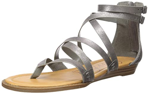 f540ea6060 Blowfish Women's Bungalow Ankle-High Sandal: Amazon.co.uk: Shoes & Bags