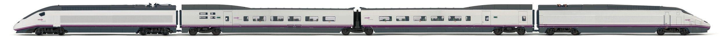 Electrotren EL3522D Model Railway Train Euromed S-101 Renfe Operadora DC Digital