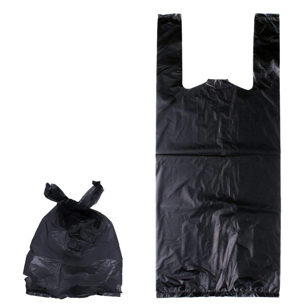 200 Large Black Adult Incontinence Nappy Disposal Bags Sacks T.A.B.