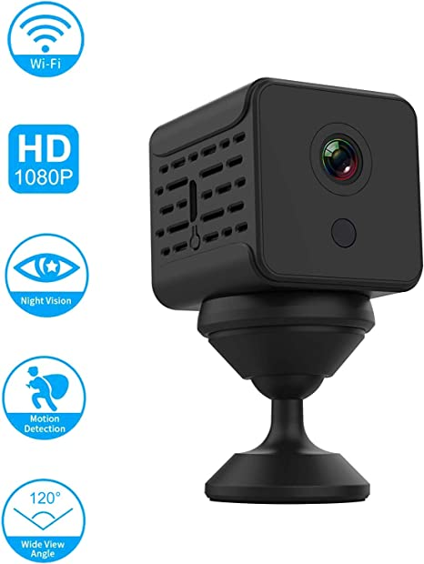 A12 Mini DV WiFi Cámara Deportiva 1080P 130 Grados 200 W HD ...