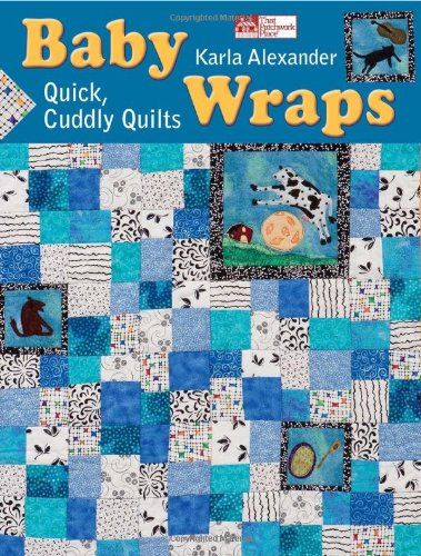 Baby Wraps Cuddly Quilts Patchwork product image