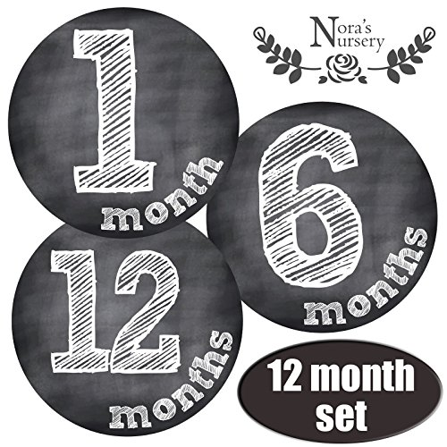 Chalkboard-Baby-Monthly-Stickers-Shower-Gift-Idea-or-Scrapbook-Photo-Keepsake