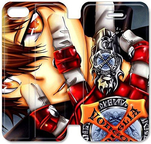 Flip étui en cuir PU Stand pour Coque iPhone 5 5S, bricolage 5 5S téléphone cellulaire personnalisé Coque Case Cozarto Simon Reborn T2D8RI Coque iPhone étui en cuir personnalisé