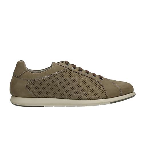 Uomo Sportive Fx Frau Verde Lacci 11e3 Army Scarpe Sneaker OiPZukX