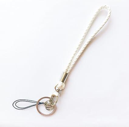 Amazon.com: Muñeca llave Chain- moda clave chain-heavy de ...