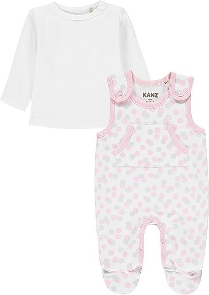 Kanz Baby-M/ädchen Strampler /& T.Shirt 1//1 Arm
