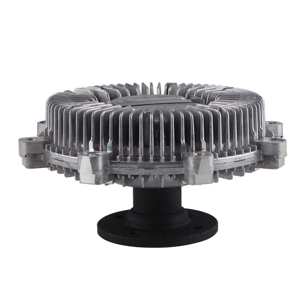 6601 Engine Cooling Fan Clutch for 4.0L V6 2005-2012 Nissan Frontier Pathfinder Xterra 2012-2016 Nissan NV1500 NV2500 NV3500 2009-2012 Suzuki Equator Farman