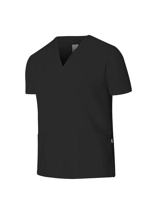 M Velilla 1 Camisola Pyjamas Microfibre Black