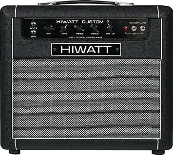 Hiwatt SA110 Custom Combo Clase 7 Custom Shop combo guitarra lámpara amplificador de 7 W