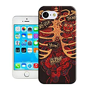 Buythecases Skeleton skull head arts map Mexican Day of the Dead for durable iphone 5c case design