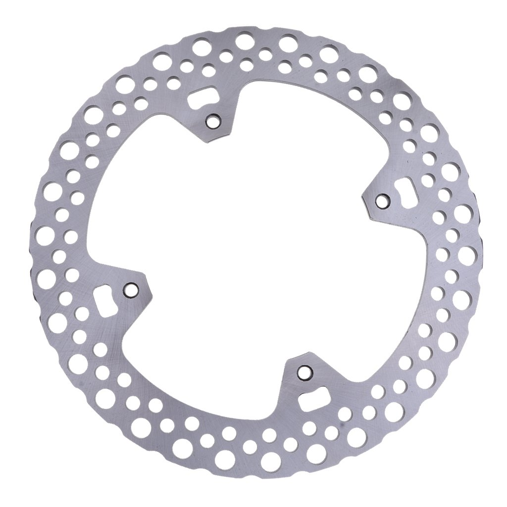 Baosity 2X 240mm Front Rear Brake Disc Rotor for Honda CR125 250R 2002-2007