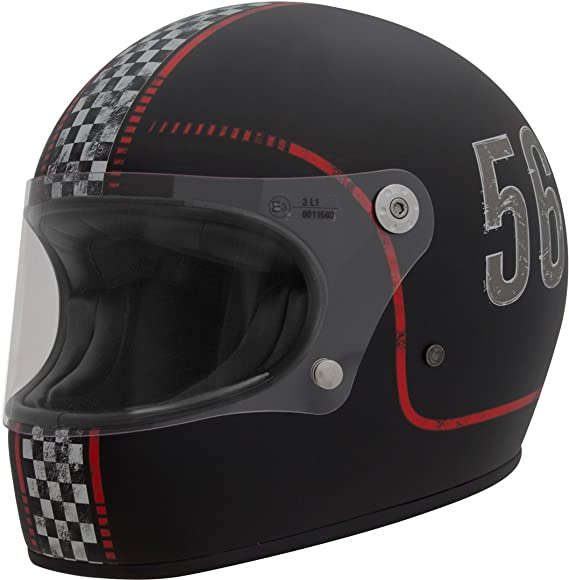 Premier casco retro