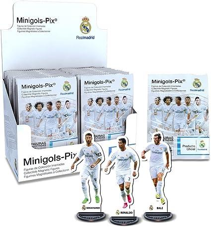 Real Madrid Minigols, colección de Figuras (Proyectum Sport Team ...
