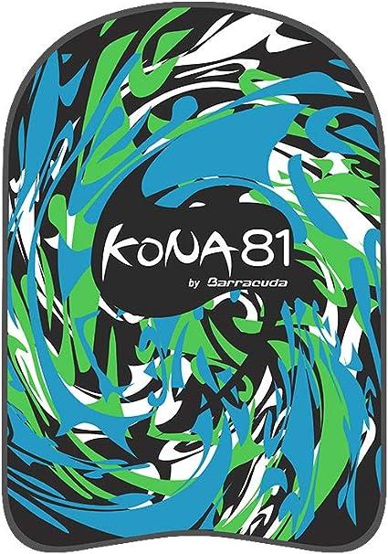 KONA81 Accessories VANTANGE Plus Kickboard Swim Training Aid Chlorine-Proof for Adults Teens EVA Float Floating Buoy