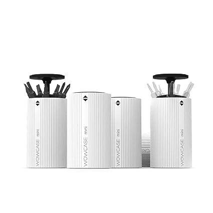 Amazon.com: 1 destornillador de palo de aro, portátil, mini ...