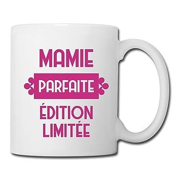 Limitée BlancBlancAmazon Mamie Spreadshirt Parfaite Mug Édition 4jqL5R3A