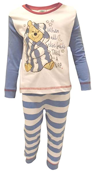 Brand New Baby Boy/'s Winnie The Pooh Tigger Clothing Nightwear 6 To Choose