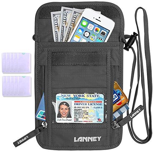 Wallet Travel Blocking Traveling Passport product image