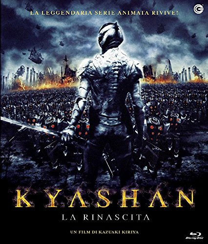 Kyashan: La Rinascita (2004) Full HD 1080p Video Untocuhed ITA DTS HD-MA 5.1 DD  5.1 + SUB