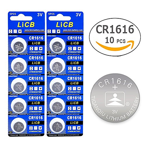 LiCB-10-Pack-CR1616-3V-Lithium-Battery-CR-1616