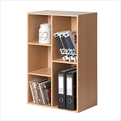 MHKJ Librería Simple combinación sin celosía Armario Armario ...
