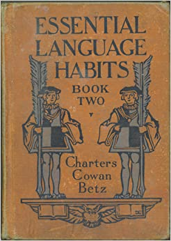 Essential Language Habits - Book Two (A New Edition in Color): Cowan