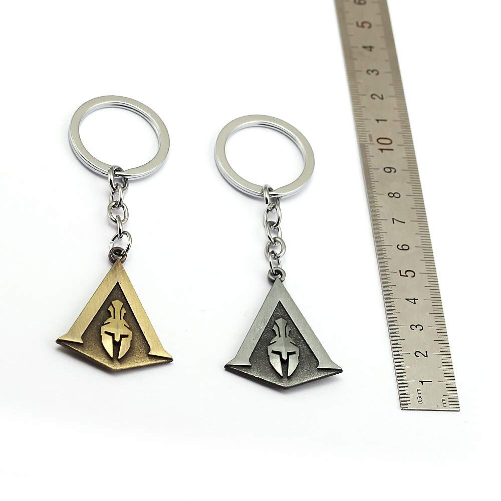 Value-Smart-Toys - Assassins Creed Keychain Odyssey New GAME ...