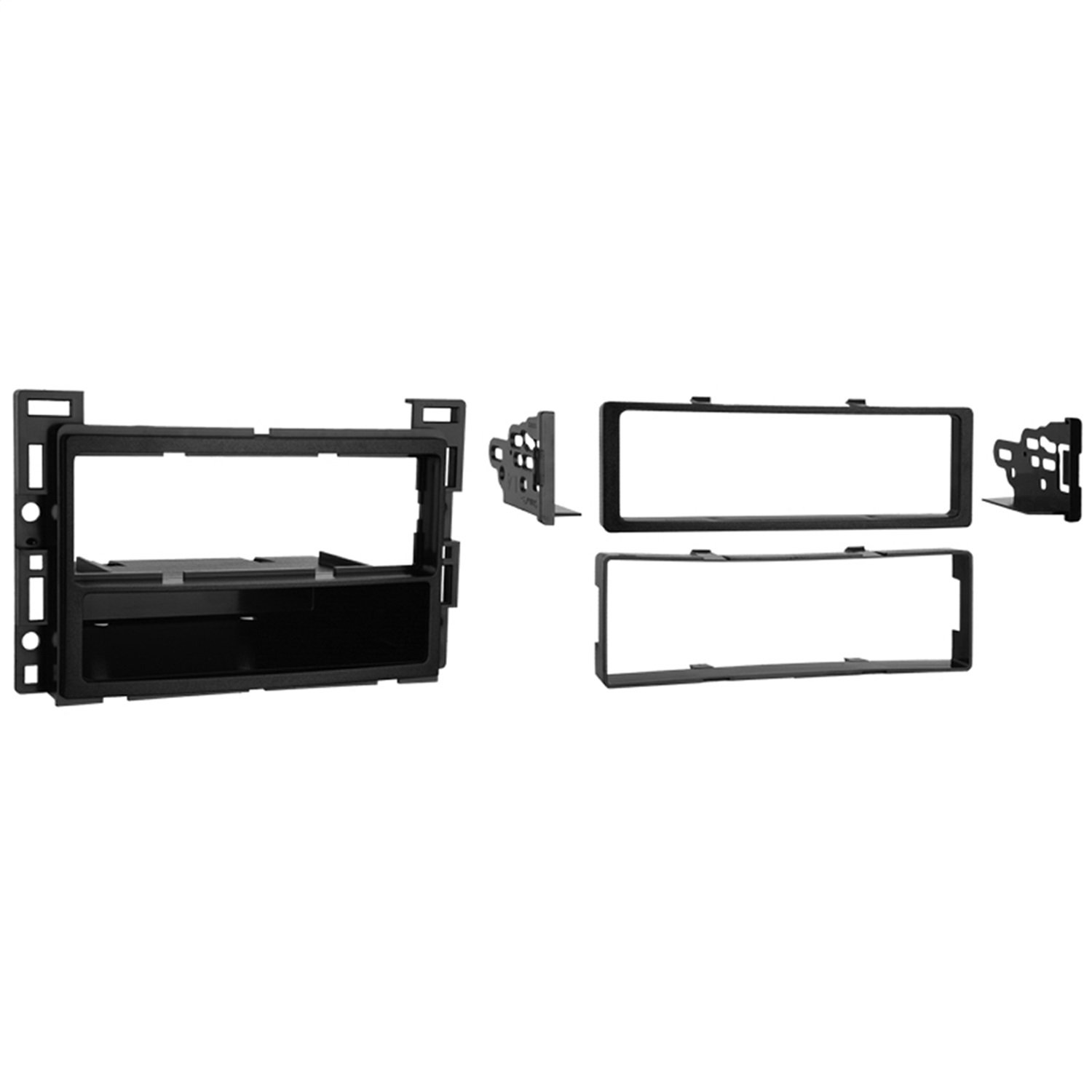 Black Metra 99-3302 Installation Multi-Kit for Select 2004-up GM//Chevrolet Vehicles