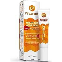 ITCHIE Sérum para la piel con acné - Resultados 100% Comprobados - Tratamiento del Acné Todo en Uno - Calma la…