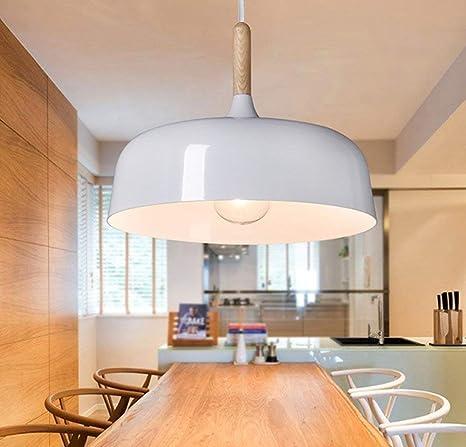 Lámpara Vintage Colgante Φ 32cm - 220V E27 Capacidad Lámpara ...