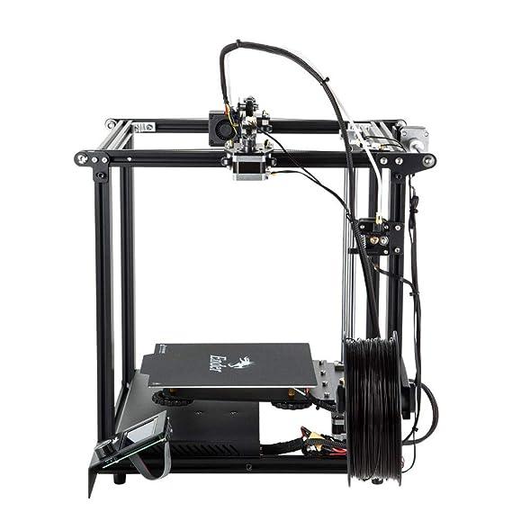 L.J.JZDY Impresora 3D 3D Printing Ender 5 Impresora 3D Alta ...