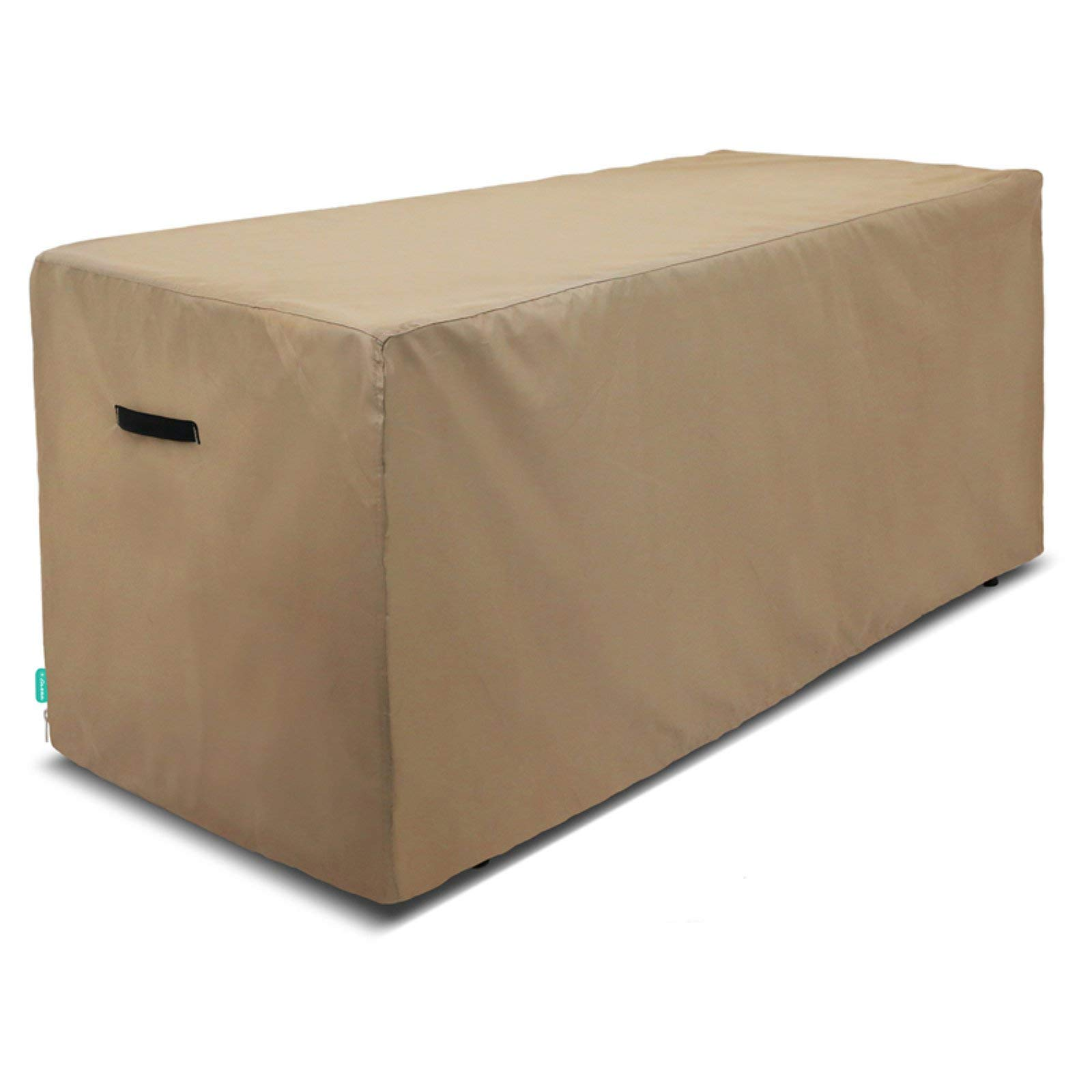 OKSLO Universal outdoor ufcoz462618pt patio rectangular ottoman cover