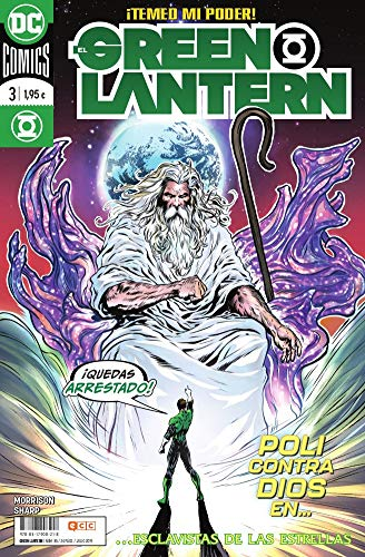 El Green Lantern núm. 85/ 3 (Green Lantern (Nuevo Universo DC)) por Grant Morrison,Liam Sharp,Tobar Pastor, Felip